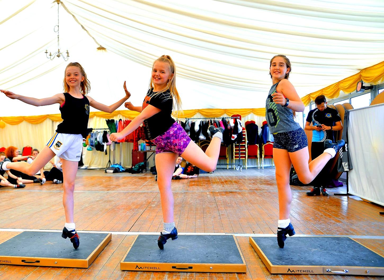 Practice Dance Floor