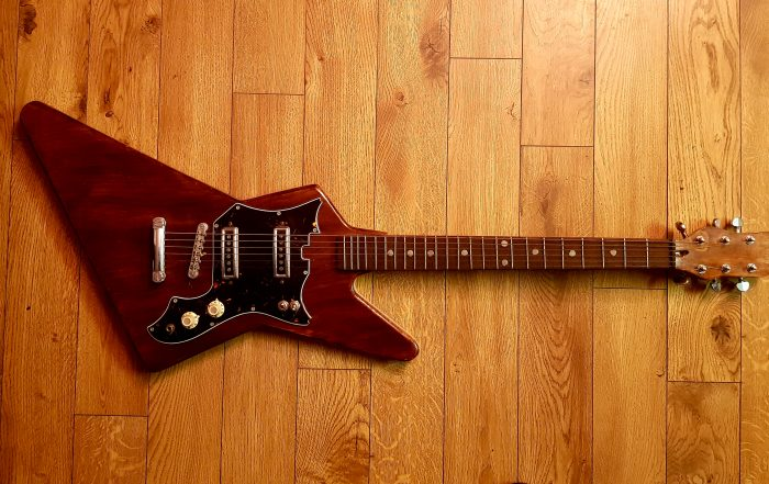 My electric guitar