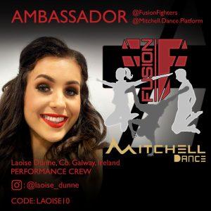 Laosie Dunne - MD/FF Ambassador